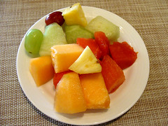 Frutas (knightbefore_99) Tags: mexican mexico great food awesome tasty best tropical quintanaroo sol sun fruit frutas mango sandia pina melon