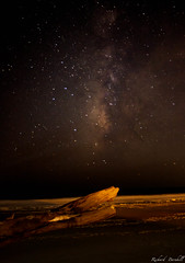 Milky Way over the Atlantic Ocean (wolfpackWX) Tags: night astronomy milkyway nature stars sky space star landscape