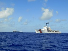 Coast Guard rescues 10 from disabled ship in the middle of the Atlantic (Coast Guard News) Tags: uscg cg coastguard us alta rescue disabled cgc cutter 210 unitedstates
