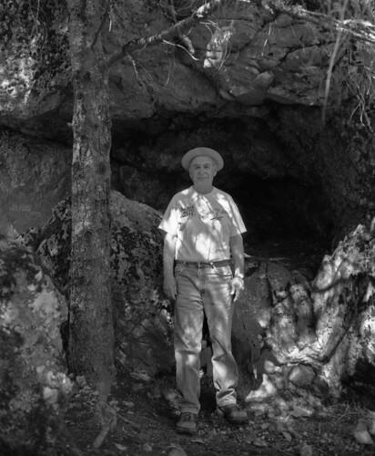 Horse Rock Cave -- April 2003