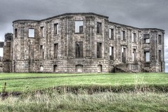 Downhill House (The Frantic Photographer) Tags: nationaltrust nt uk northernireland ulster ireland ruin derelict hdr