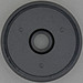 45rpm adapter - black