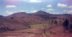 Valley (TAZMPictures) Tags: madagascar kodak vintage no1afoldingpocketkodak modeld landscape
