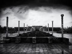 Linnahall III (Feldore) Tags: linnahall soviet architecture concrete brutalist brutalism concert hall abandoned building monumental estonia lights feldore mchugh em1 olympus 1240mm moscow olympics derelict