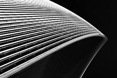 The Walkie Talkie, London, UK (f/me) Tags: london uk blackandwhite bnw geometry building skyscraper walkietalkie lines leadinglines sony a7 a7iii abstract abstractions minimal minimalistic sky tower