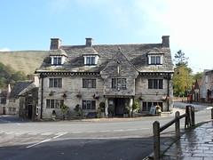 Bankes Arms Hotel, East Street, Corfe Castle, Dorset 10 October 2018 (Cold War Warrior) Tags: bankes hotel pub breweriana corfe