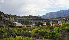Reforma del viaducto d'Aigües Vol.3 (lagunadani) Tags: viaducto puente bridge fgv alicante elcampello ferrocarril trenetdelamarina