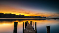 Ashness Sunset (petebristo) Tags: bristophotography england lakedristrict landscapes locations northwest petebristo