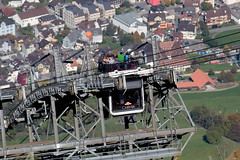 Luftseilbahn CabriO ( Baujahr 2012 - Länge 2`320 m - Höhendifferenz 1`139 m - Hersteller Garaventa ) auf das Stanserhorn ( NW - 1`898 m ) bei Stans im Kanton Nidwalden der Schweiz (chrchr_75) Tags: hurni christoph oktober 2018 albumzzz201810oktober chrchr chrchr75 chrigu chriguhurni chriguhurnibluemailch schweiz suisse switzerland svizzera suissa swiss luftseilbahn cableway téléphérique funivia 索道 kabelbaan taubanen kolejka linowa teleférico sveitsi sviss スイス zwitserland sveits szwajcaria suíça suiza