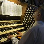 John Thornton Plays the Organ in York Minster
