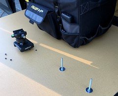 IMG_2289 (jalexartis) Tags: diy kit gear seat bench stand photographersseat photographer'sbench photographer'sstand van fordtransitconnect
