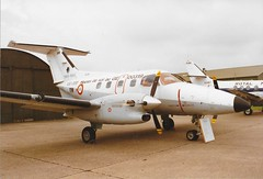 108 Embraer Emb-121 Xingu French Air Force (graham19492000) Tags: 108 embraer emb121 xingu frenchairforce