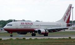 Boeing 737-86J D-ABAZ (707-348C) Tags: palmaairport palma lepa boeing airliner jetliner airberlin berlin ber pmi passenger spain 2006 b738 boeing737 dabaz