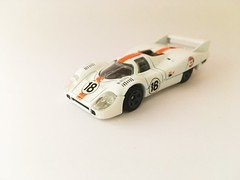Porsche 917 LH (Die Cast Collector 1-64) Tags: maisto majorette matchbox model motormax burago bburago customized custom coleccion chile cararama china zylmex autos scale detail detalle diecast guisval hotwheels hongwell project personalizado proyecto toys tomica realtoy rastar escala wheels welly 164 143 172 124 porsche 917 lh gulf