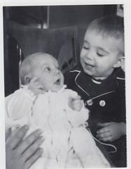 1970_01_21 Jen at 5 weeks (Ken_Mayer) Tags: mayer family vinsonhallclearout