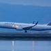 United Boeing 737 landing SFO DSC_0694