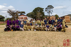 2018 - Venturers Tanzania - Day 6 (28th Vancouver Scout Group) Tags: 28thkitsilanoscoutgroup 28thvancouverscoutgroup africanwildcatsexpeditions arushascoutgroup friendsacrosstheworld groupphoto internationalfriendship karatuscoutgroup karatusecondaryschool scouts scoutscanada tanzania tanzaniaexpedition2018 tanzaniascouts venturerscouts venturers wosm worldbrotherhoodofscouting karatu arusha tz