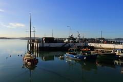Kennedy pier (benmccarthyphotography) Tags: boats cobh cork canon canon750d landscape seascape