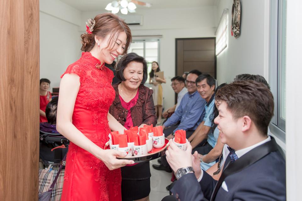 台南婚攝 海中寶料理餐廳 滿滿祝福的婚禮紀錄 W & H 041