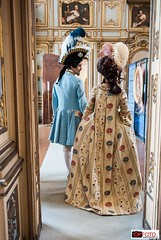 """""""A la chasse royale!"""" an 18th century event in STUPINIGI CASTLE - Torino Italy (COUNT ARTOIS) Tags: 18th century 18thcentury 18thcenturydress 18thcenturyfashion history historicalreenactment reenactor reenactment 1700 marie antoinette frenchrevolution revolutionfrancaise noblesse fashion style family historicalfamily promenade 1740 rievocazione rievocazionestorica shooting historicalshooting italy stupinigi stupinigicastle palazzinadicacciadistupinigi torino"""