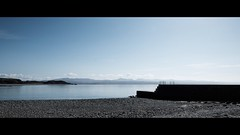 Criccieth, Gwynedd, Wales (lsullivanart) Tags: gwynedd criccieth northwales wales photography photographer capture shot shooter shoot snap snapshot picture image fuji fujifilm fujix fujinon fujixt2 xt2 fujinon1024 fujinonxf1024 fuji1024 fujifilm1024 summer spring sun sunlight sunshine bloom starburst sunrise sunset goldenhour sky skies stream river lake pond tarn sea water bay ocean landscape beach shore coast seaside seafront wave seascape rock pebbles sand views natural beautiful outdoor scenery scenic cliffs caves