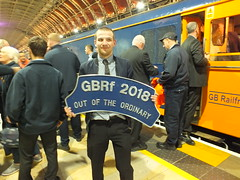 GBRFs 2018 Out of the Ordinary tour after arrival at Paddington (Western SMT Thanks for 10 million views !) Tags: glasgow central paisley st james carlisle crewe paddington gbrf 2018 your rail tour class 50 47 73 86 diesel