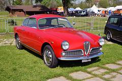 Alfa Romeo Giulietta Sprint (Maurizio Boi) Tags: alfaromeo giulietta sprint car auto voiture automobile coche old oldtimer classic vintage vecchio antique italy