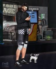 . EohB . #Burley #Catwa #Straydog #Galvanized #Kalback #ValeKoer (Crayolas Clothes) Tags: gay men man dude stud thick buddy sex sexy fashioon fashion fashionmen fashiondude fashionlatino latino peru peruvian 2018 burley catwa straydog galvanized kalback valekoer