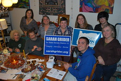 DSC_0031 (pbriggsiam) Tags: civicengagement sherwoodor oregon activism our revolutionindivisiblewashington countyblue waveresistancepoliticalparticipation courtneyneron sarahgrider postcards democraticparty democracy housedistrict26 senatedistrict13 hd26 sd13