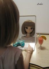 Dolled Up (Lurkz D) Tags: lurker spunky doll vinyl custom dollfiedream dd volks