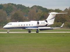 9H-SPA Gulfstream G450 (c/n 4291) EGLF (andrewt242) Tags: 9hspa gulfstream g450 cn 4291 eglf
