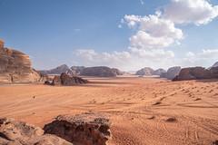 Wadi Rum, Jordan (George Pachantouris) Tags: jordan hasemite petra aqaba amman middle east travel tourism holiday warm arab arabic wadi rum desert bedouin camel sand heat