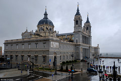 Catedral de Santa María la Real de la Almudena (oeyvind) Tags: madrid comunidaddemadrid spain esp