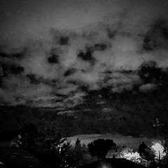 Went out for a late night walk with my kitties and saw this in the #clouds. A good omen for #Halloween? #skullintheclouds (tiina2eyes) Tags: went out for late night walk with kitties saw this clouds a good omen halloween skullintheclouds ifttt instagram