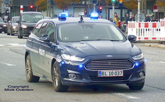 dusty Copenhagen Police Ford Mondeo BL10037 on call (sms88aec) Tags: dusty copenhagen police ford mondeo bl10037 call