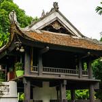 One Pillar Pagoda in Hanoi thumbnail