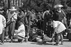 Screenplays (Andrea Rizzi Esk) Tags: people catalonia catalugna spain celebration festival parade screenplay black white bw customs scene day 2018
