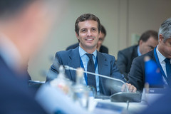 A23A8658 (More pictures and videos: connect@epp.eu) Tags: epp summit european people party brussels belgium october 2018 pablo casado spain