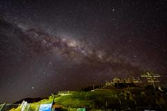 Milky Way Queenstown (Aristotle Jonas Tanag Photography) Tags: milkyway irix15mm pentaxk1 queenstown southisland sky newzealand nzmustdo skyline gondola