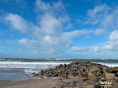 The Beach, Nr. Vorupør 2018 (Appaz Photography☯) Tags: appazphotography nrvorupør jylland denmark vesterhavet havet bølger waves