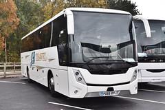 JB Travel - PO68BYL (Transport Photos UK) Tags: transportphotosuk adamnicholson westyorkshire leeds birmingham eurobusexpo2018 adamnicholsontransport photos uk transport