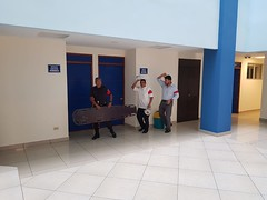 Delegación PNC Zacatecoluca La Paz 2