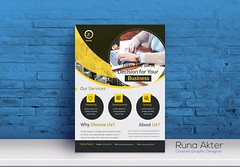 Flyer Design (Runa akter) Tags: blank poster graphic design copyspace white bricks wall gallery art backdrop show exhibition picture painting photo photograph indoors mockup placard billboard photography ad agency builder bundle business clean coaching company concept consulting corporate creative digital flyer flyers marketing modern multipurpose office product promotion realestate simple studio technology