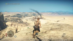 Mad Max_20180925003536 (Livid Lazan) Tags: mad max videogame playstation 4 ps4 pro warner brothers war boys dystopia australia desert wasteland sand dune rock valley hills violence motor car automobile death race brawl scenery wallpaper drive sky cloud action adventure divine outback gasoline guzzoline