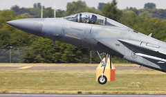 F-15 Eagle (Bernie Condon) Tags: boeing f15 eagle fighter bomber warplane jet usaf military unitedstatesairforce aircraft plane flying aviation riat airtattoo tattoo ffd fairford raffairford airfield display airshow uk
