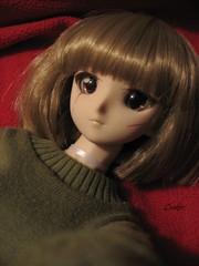 Spunky Selfie (Lurkz D) Tags: dollfiedream dd spunky doll lurker vinyl volks custom