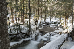 Basin_20180115_010 (falconn67) Tags: thebasin newhampshire newengland winter snow ice waterfall river franconianotch whitemountains lincolnnh cannonmountain pemigewassetriver longexposure canon 5dmarkiii 24105mml