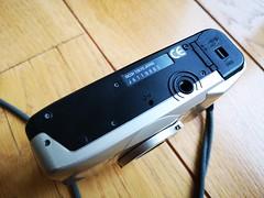 Ricoh AF80 - compact 35mm film camera (5) (nefotografas) Tags: ricohaf80 35mmfilm filmcamera 30mmlens