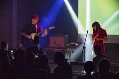 Into the Lights (drugodragodiego) Tags: kick concert live music electronic nicola chiara pentax pentaxk1 k1 smcpentaxda60250mmf4edifsdm pentaxda60250mm