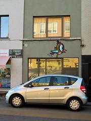 Bué / Muide - 5 okt 2018 (Ferdinand 'Ferre' Feys) Tags: gent ghent gand belgium belgique belgië streetart artdelarue graffitiart graffiti graff urbanart urbanarte arteurbano ferdinandfeys bue buéthewarrior bué